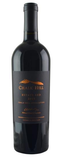 2015 Chalk Hill Proprietary Blend Estate Blend