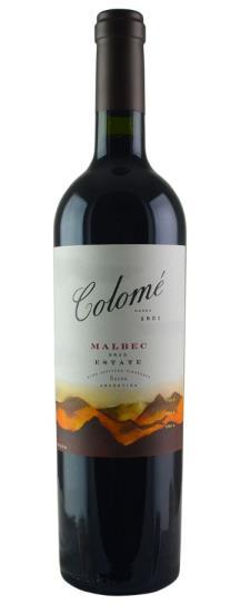 2015 Colome Malbec