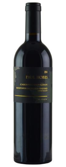2014 Paul Hobbs Cabernet Sauvignon Beckstoffer Piedras