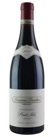 2015 Domaine Drouhin Oregon Dundee Hills Pinot Noir