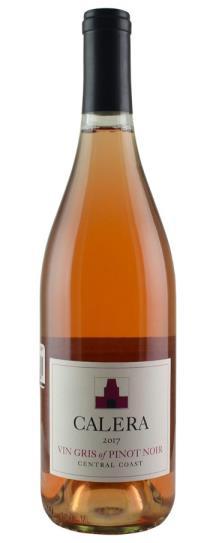2017 Calera Vin Gris of Pinot Noir