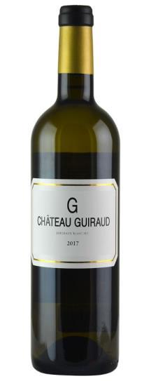 2017 Chateau Guiraud Le G de Chateau Guiraud