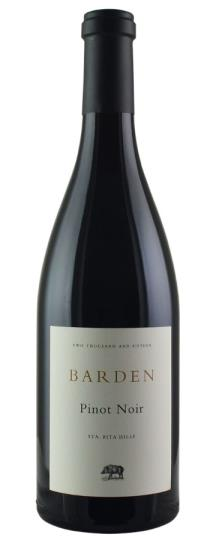2015 Margerum Wine Co Barden Pinot Noir