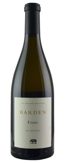 2016 Margerum Wine Co Barden Fonte