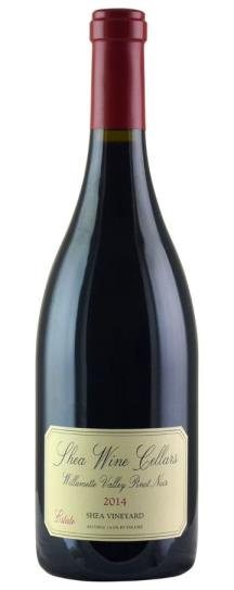 2014 Shea Wine Cellars Pinot Noir Estate Shea Vineyard