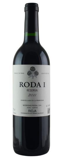 2011 Bodegas Roda Rioja Roda I Reserva