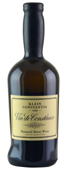 2013 Klein Constantia Vin de Constance Natural Sweet Wine