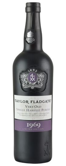 1969 Taylor Fladgate Very Old Single Harvest Port