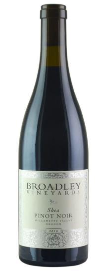 2016 Broadley Shea Vineyard Pinot Noir