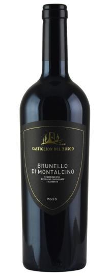 2016 Castiglion del Bosco Brunello di Montalcino