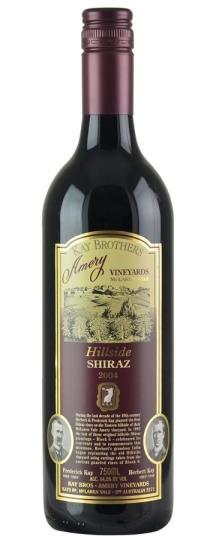 2004 Kay Brothers Hillside Shiraz