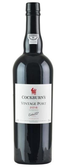 2016 Cockburn Vintage Port