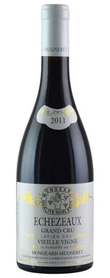 2011 Domaine Mongeard-Mugneret Echezeaux Vieilles Vignes