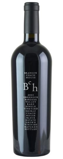 2005 Branson Wines Cabernet Sauvignon Coach House