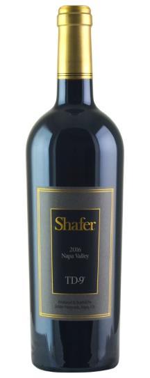 2016 Shafer Vineyards Shafer Vineyards TD-9