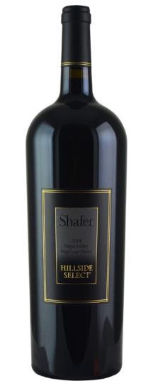 2014 Shafer Vineyards Cabernet Sauvignon Hillside Select