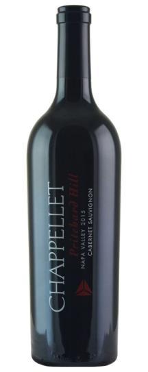 2015 Chappellet Cabernet Sauvignon Pritchard Hill