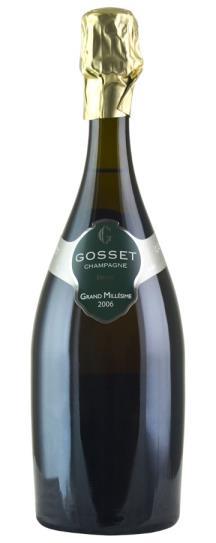 2006 Gosset Grand Millesime Vintage Brut
