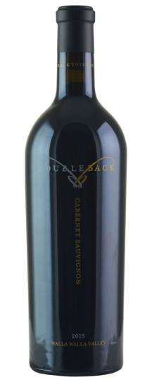 2015 Doubleback Cabernet Sauvignon