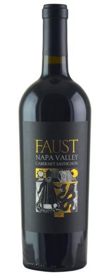 2018 Faust Cabernet Sauvignon Napa Valley
