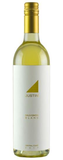 2017 Justin Vineyard Sauvignon Blanc