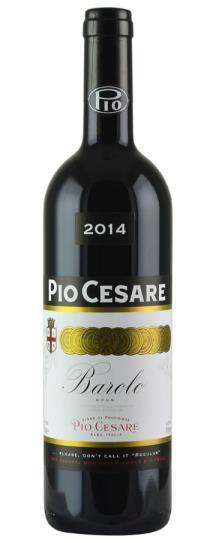 2014 Pio Cesare Barolo