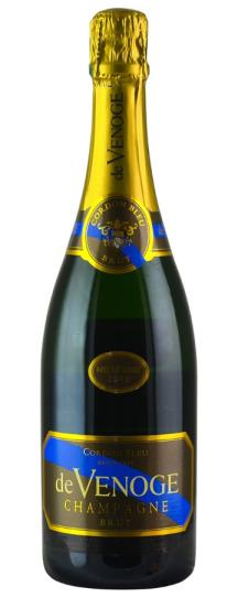 2002 De Venoge Champagne Brut Select Cordon Bleu