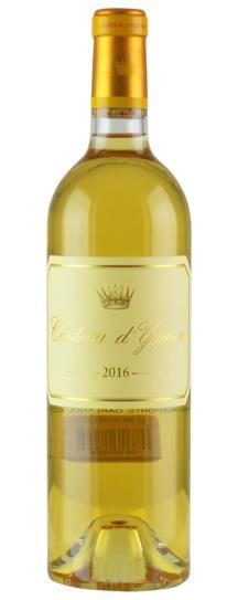 2017 Chateau d'Yquem Sauternes Blend