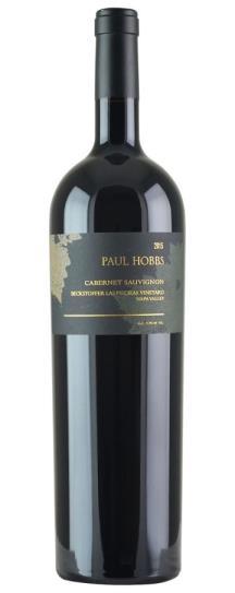 2015 Paul Hobbs Cabernet Sauvignon Beckstoffer Piedras