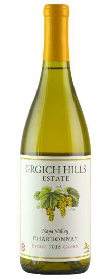 2015 Grgich Hills Chardonnay