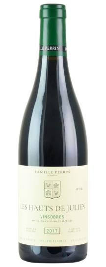 2017 Perrin Vinsobres Vieilles Vignes les Hauts de Julien