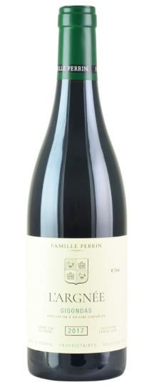 2017 Perrin Gigondas L'Argnée Vieille Vignes