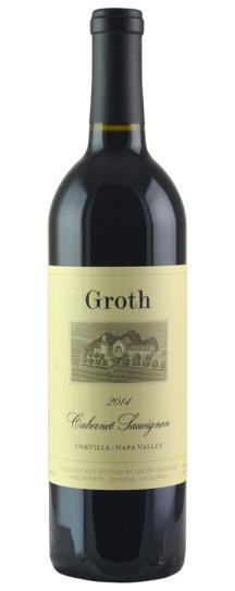 2014 Groth Cabernet Sauvignon