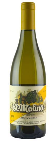 2016 El Molino Chardonnay Rutherford