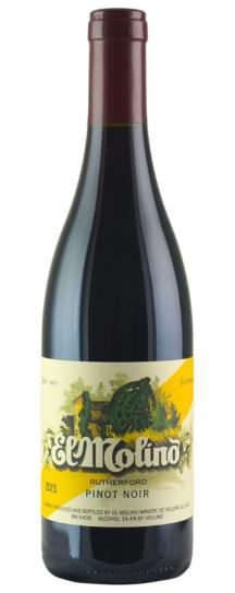 2015 El Molino Pinot Noir