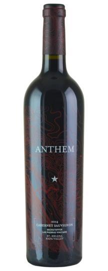 2014 Anthem Winery Cabernet Sauvignon Beckstoffer Las Piedras
