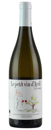 NV Clos des Papes Le Petit Vin d'Avril VdT Blanc