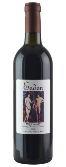 2006 Eeden Wines Cabernet Sauvignon