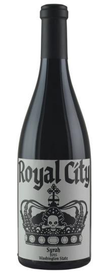 2015 Charles Smith Royal City Stoneridge Vineyard