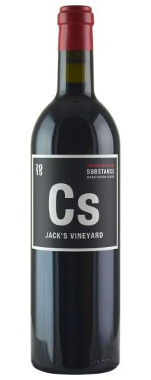 2015 Wines of Substance Vineyard Collection Jack's Cabernet Sauvignon