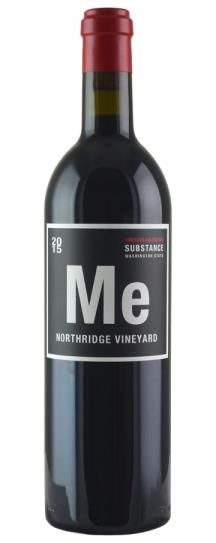 2015 Wines of Substance Vineyard Collection Northridge Merlot