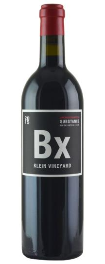 2015 Wines of Substance Vineyard Collection Klein Bx Blend