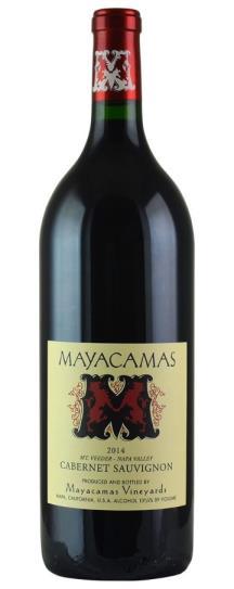 2014 Mayacamas Cabernet Sauvignon