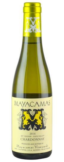2016 Mayacamas Chardonnay