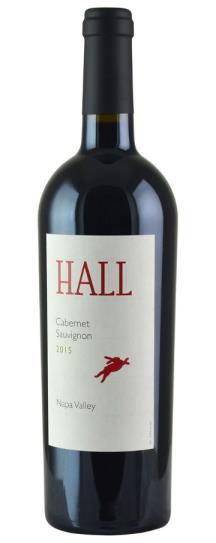 2015 Hall Cabernet Sauvignon