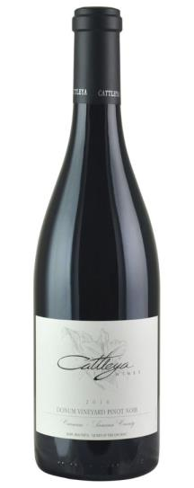 2016 Cattleya Pinot Noir Donum Vineyard