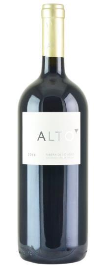 2016 Aalto Tempranillo