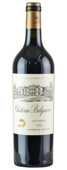 2015 Belgrave Bordeaux Blend