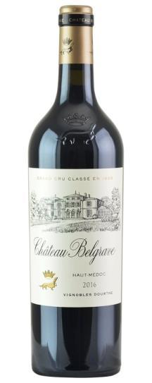 2016 Belgrave Bordeaux Blend