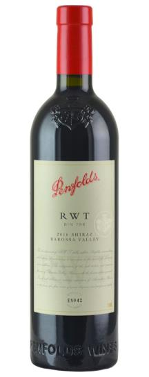 2016 Penfolds Shiraz RWT